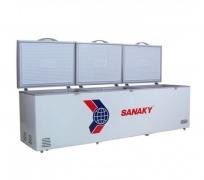 Tủ đông Sanaky một ngăn dàn lạnh đồng VH-1199HY