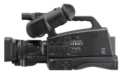 Máy quay phim chuyên nghiệp Panasonic AG-HMC80
