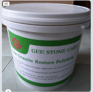 Sáp đánh bóng đá Granite, gạch ceramic, gạch bóng kính Gee Stone Care- 5kg