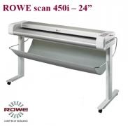 Máy scan khổ lớn Rowe 450i 24