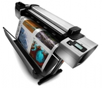 HP Designjet Z6200 60-in Photo Printer: A0 và khổ 1524mm.