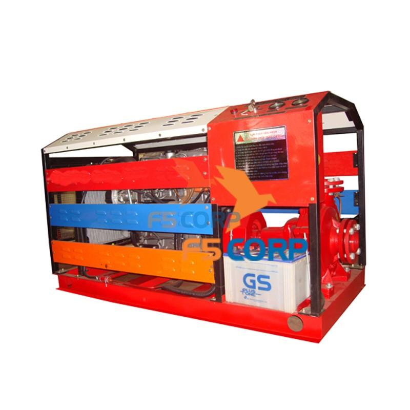 Máy bơm cứu hỏa Huyndai-50HP