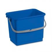 Xô đựng nước, hóa chất vệ sinh màu xanh Karcher 4L (5.999-051.0)