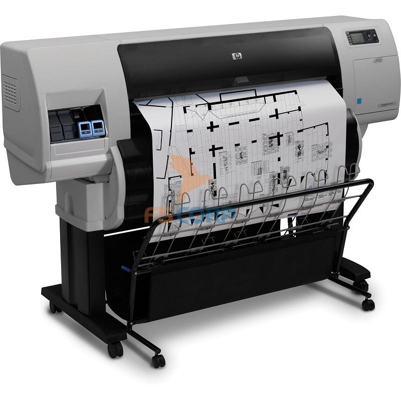 HP Designjet T7100 Printer: 42 inch - A0, A1