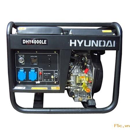 Máy phát điện Hyundai HY 4000LE