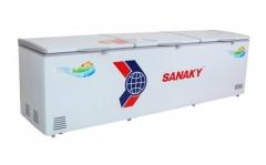 Tủ đông Sanaky một ngăn dàn lạnh đồng VH-1399HY