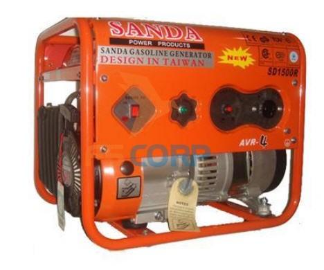 Máy phát điện Sanda SD1500R