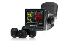 Bộ Cảm biến áp suất lốp Gosafe TPMS 700