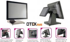 Máy tính cảm ứng Otek M667TC