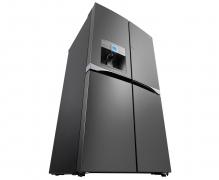 Tủ lạnh SBS LG 889L GR-W88FSK, 5 Cửa, ngăn đá dưới
