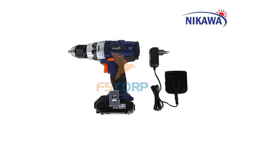 Máy khoan không dây Nikawa NK-M18S