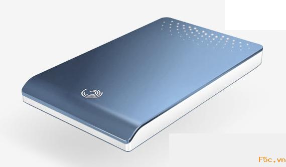 Ổ cứng HDD 320Gb Seagate cắm ngoài