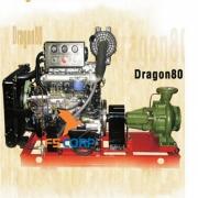 Máy bơm cứu hỏa Huyndai Dragon 80