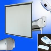 Màn chiếu điện Dalite 250