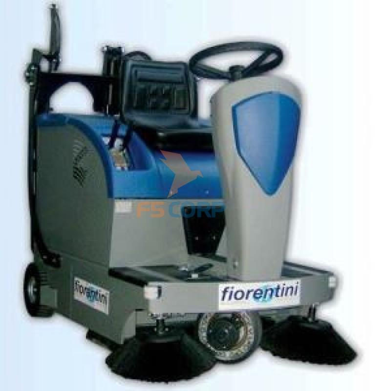 Máy quét rác ngồi lái Fiorentini S28D