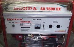 Máy phát điện HONDA SH7500EX