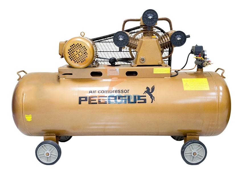 Máy nén khí dây đai Pegasus TM-W-0.36/12.5-120L (220V)
