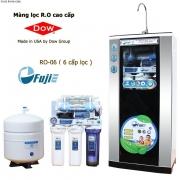 Máy lọc nước tinh khiết RO thông minh FujiE RO-06 ( 6 cấp lọc - bao gồm tủ cường lực )