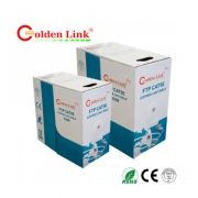 Cáp mạng GoldenLink FTP CAT5E Plus