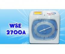 Máy chấm công thẻ giấy Wise eye WSE 2700A