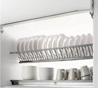Kệ úp chén Inox âm tủ bếp trên Higold 401072