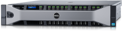 Máy chủ Dell PowerEdge R730 - Chassis with up to 8, 2.5