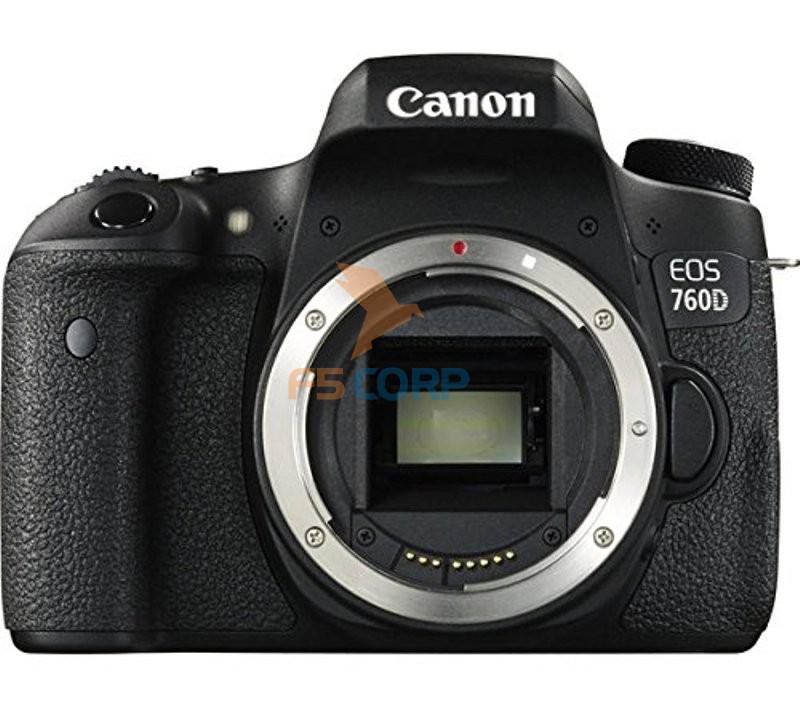 Máy ảnh Canon 760D + Kit 18-55 STM