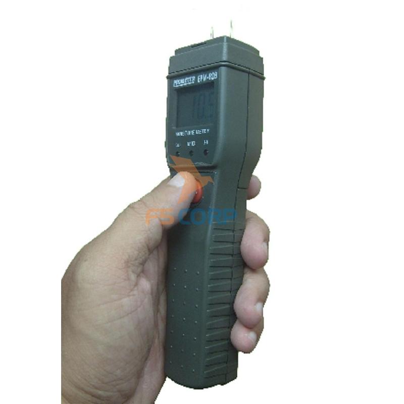 Đồng hồ đo nhiệt độ và độ ẩm Prometer EPA - 828