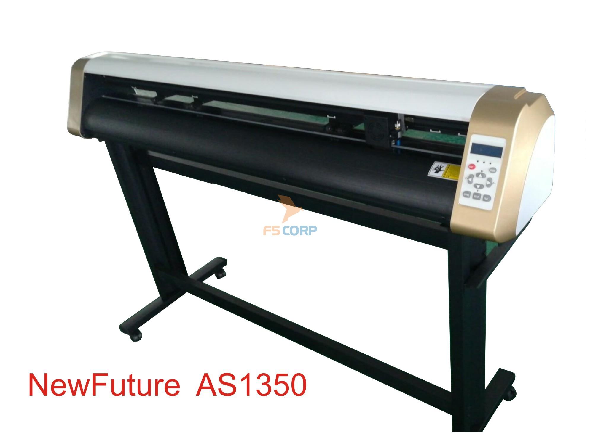 Máy cắt decal NewFuture AS-1350