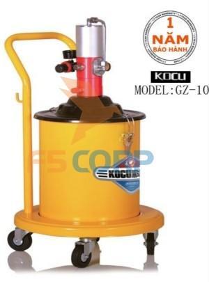 Máy bơm mỡ khí nén Kocu GZ - 10