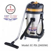 Máy hút bụi công nghiệp EASTCLEAN EC-70L-2400W