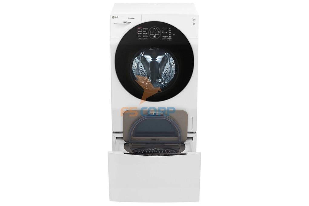 Máy giặt LG TWINWash Inverter FG1405H3W & TG2402NTWW