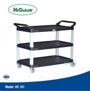 Xe đẩy thức ăn HiClean HC 161