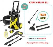 Máy phun áp lực Karcher K5 EU (1.180-633.0)