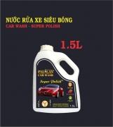 Nước rửa xe siêu bóng - 1.5 Lít Pallas