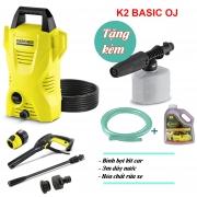 Máy phun áp lực Karcher K2 Basic OJ