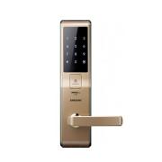 Khóa vân tay Samsung SHS-H705 (Màu vàng)