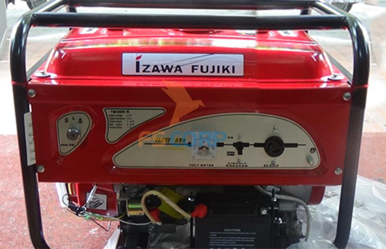 Máy phát điện có đề 5kw IZAWA FUJIKI TM6500E