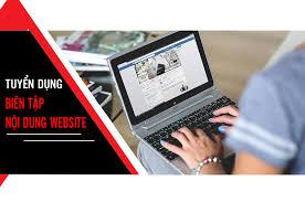 Tuyển kỹ thuật viên IT, nội dung Website Quý I năm 2021