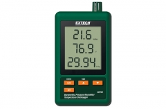 Máy đo nhiệt độ tiếp xúc 3 kênh Extech SD200