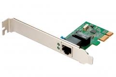 Card mạng D-Link PCI Express 10/100/1000Mbps RJ45,1X_DGE-560T