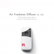 Thiết bị phun mùi phòng Air freshener disfuser AL-100