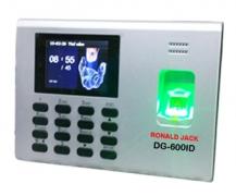 Máy chấm công vân tay & thẻ cảm ứng Ronald Jack DG-600ID