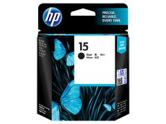 Mực máy in HP 15 Black Ink Cartridge