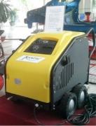 Máy phun hơi nước nóng lạnh Lavor Torrens 1211 chạy dầu diesel