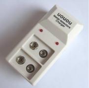 Bộ sạc 2 pin 9V Uouou