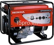 Máy phát điện Honda EP 6500CX giật nổ