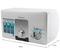 Bình tắm nóng lạnh Electrolux EWS30DDX-DW