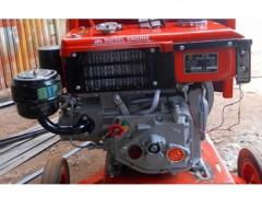 Động cơ diesel Đông Phong D6 nước