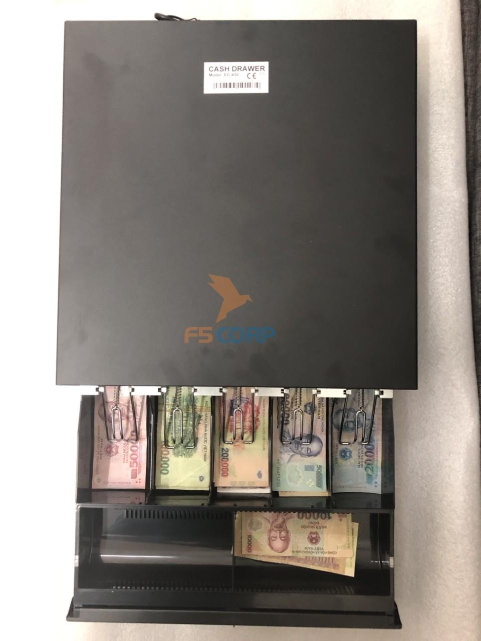 Ngăn kéo đựng tiền Code soft EC-410 Cash Drawer